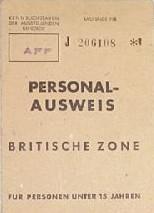 Personalausweis britische Zone (anklicken zum vergrößern)